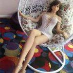 Sexy LifeLike Love Doll sitting http://topkatsex.com